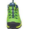 Salomon X Ultra 3 GTX Hiking Shoes Men Reflecting Pond/Classic Green/Lime